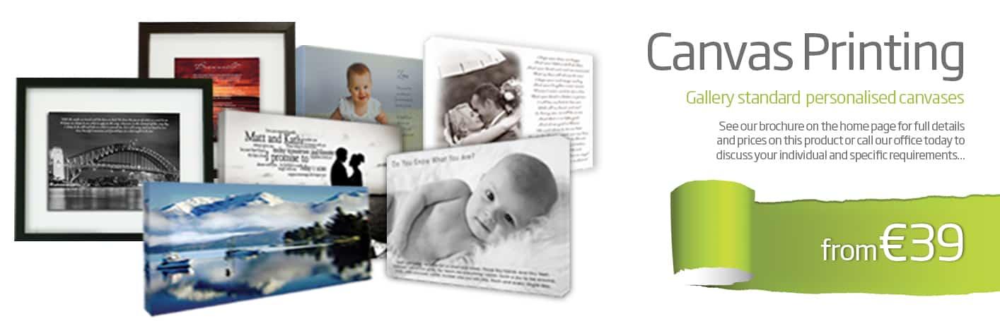 canvas printing wexford - diskin Design