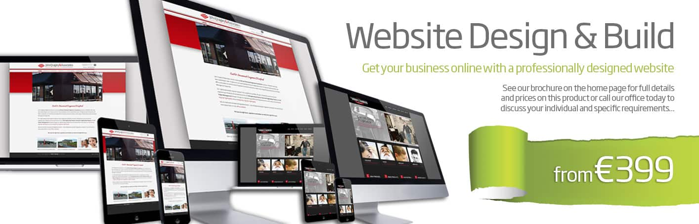 website design wexford - Diskin Design